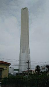 エレベータ塔