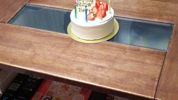 バースデーケーキ-2