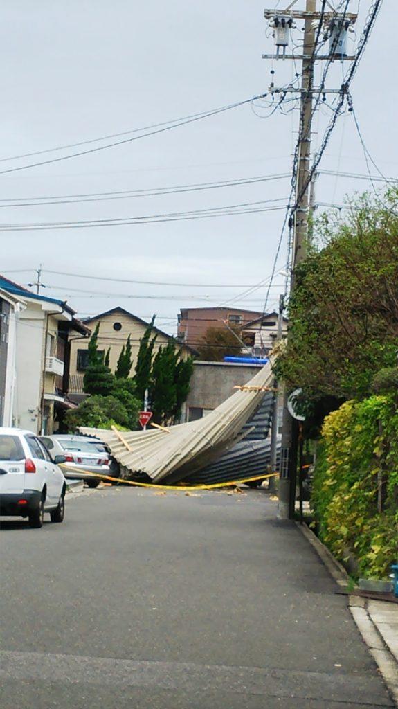 台風24号-1