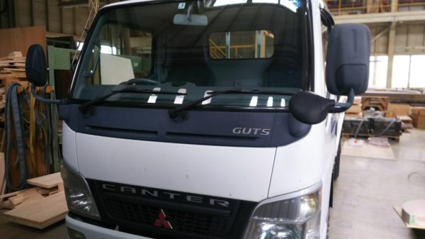 三菱 キャンタートラック-2
