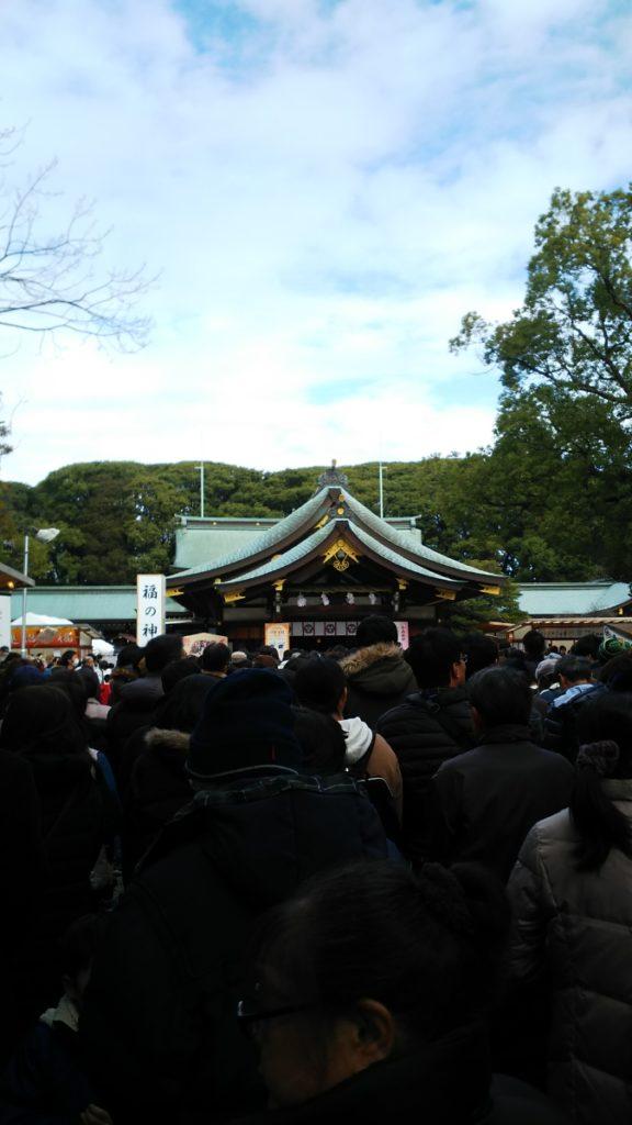 2020年 初詣 真清田神社2