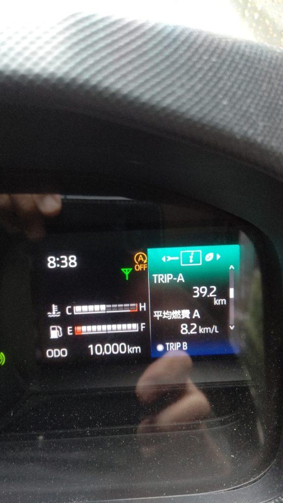 トラック 日野 デュトロ 走行距離1万km
