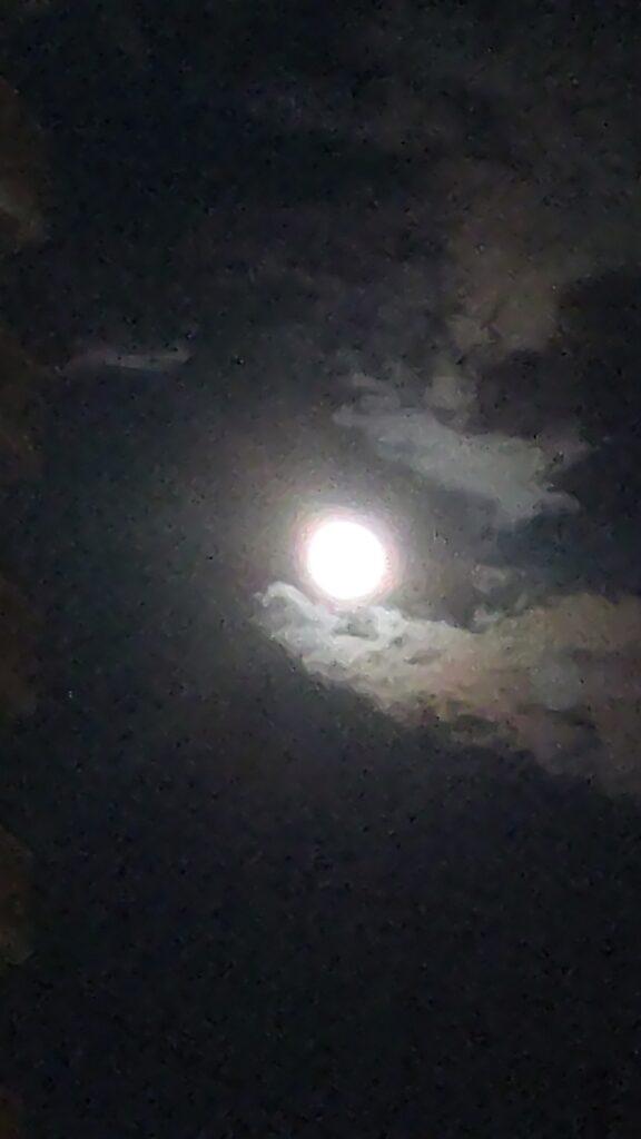 2021年9月21日(火)は中秋の名月